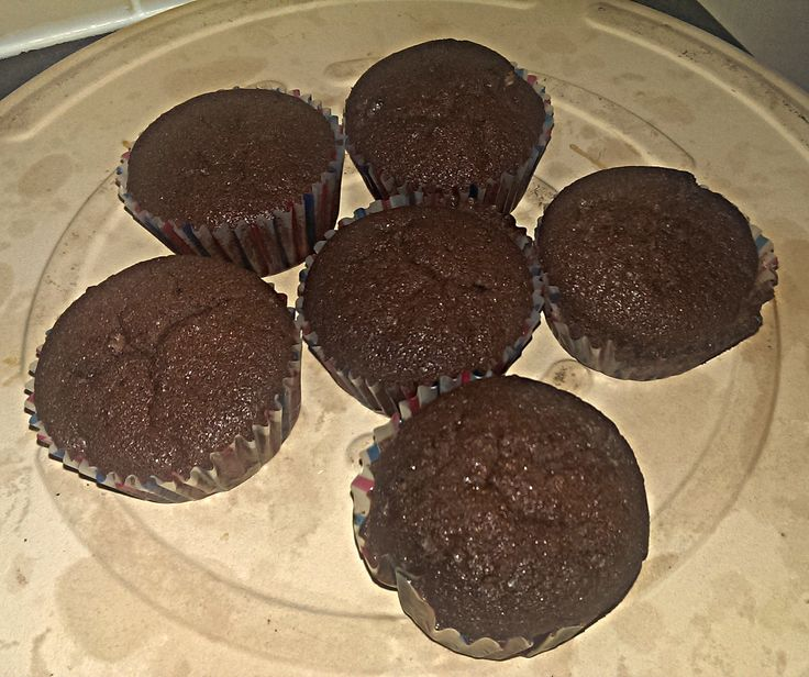 Triple Chocolate Muffins - Mary Berry