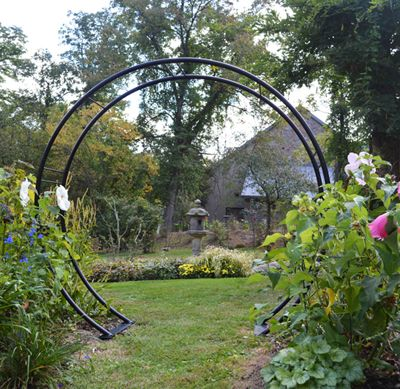 17 Best ideas about Arch Gate on Pinterest Iron garden gates