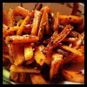 Méghogy nyúltáp??! – Fűszeres sült répa, amit imádni fogsz | Betűleves