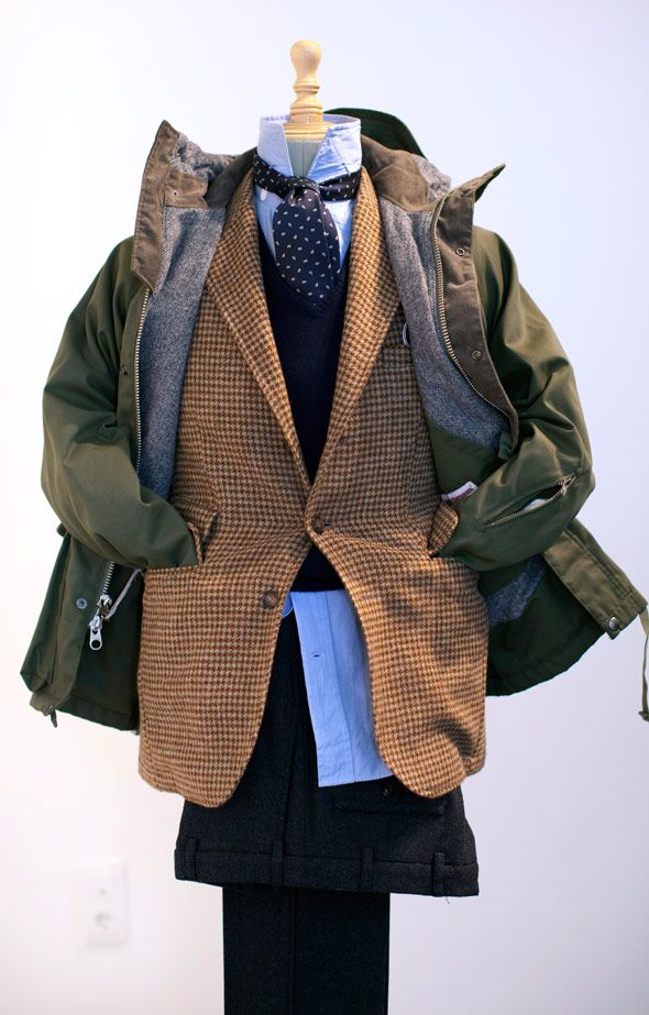 The Sartorialist recommends MAN 1924, a Madrid-based mens shop that looks a little out of my price range, but hopefully that will change someday ...
