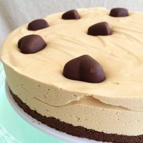 Torta Helada de Dulce de Leche y Chocolate | Inutilisimas