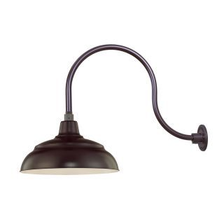 Millennium Lighting R Series 1 Light Outdoor Wall Sconce With Dark Architectural Bronze Sconces