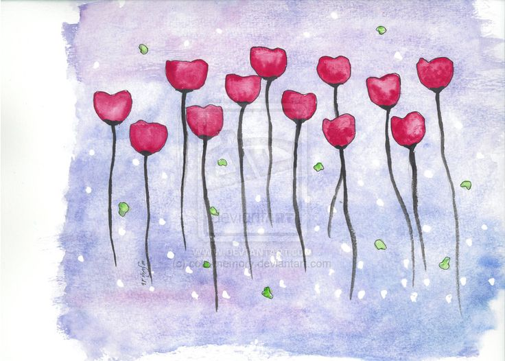 tulips by cold-memory on DeviantArt