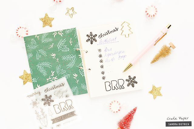 Crate Paper | Decorated Notebook Cover