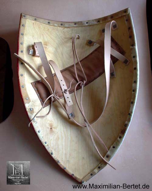 restaurador libre de Maximiliano Bertet - armamento