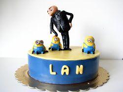 Torta Minioni / Jaz, baraba