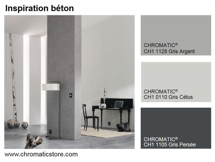 les 65 meilleures images du tableau chromatic gris neutres et colores sur pinterest couleurs. Black Bedroom Furniture Sets. Home Design Ideas