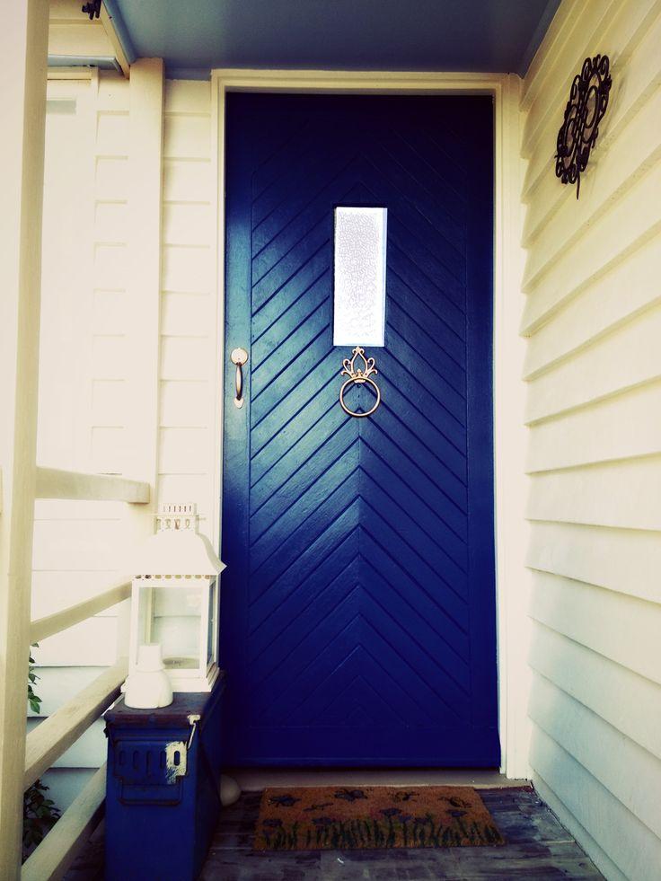 Navy Front Doors Pinterest 39 Te Hale Navy Revere Pewter