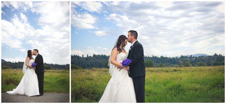 Beautiful Skies - Abbotsford Wedding Photographer - Candice Victoria Photography