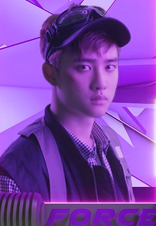 D.O 디오 / Do Kyungsoo 도경수 - EXO POWER #RF_05
