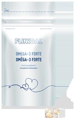 Flinndal Omega-3 Forte