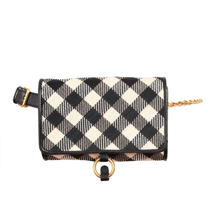 YVES SAINT LAURENT MINI BELT BAG, 180 Euro.