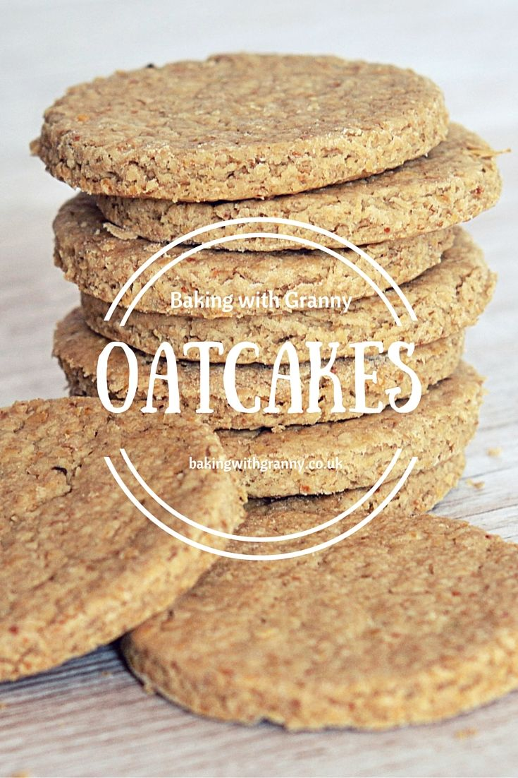 Traditional Scottish Oatcakes