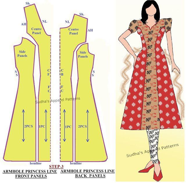 Sudha's Apparel Patterns