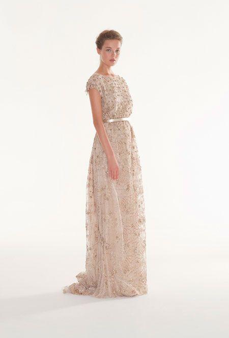 peter langner couture beaded wedding dress