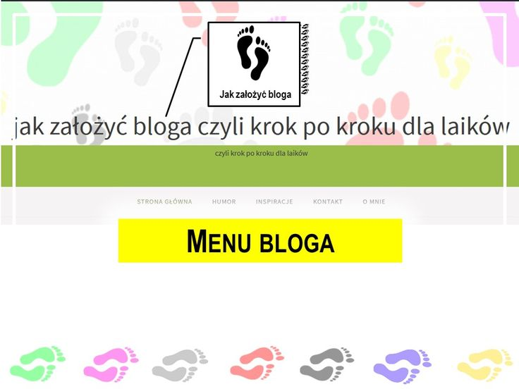 Co warto dodać do swojego menu. Dobre menu pozwala od razu zorientować się co się na dzieje na danej stronie.