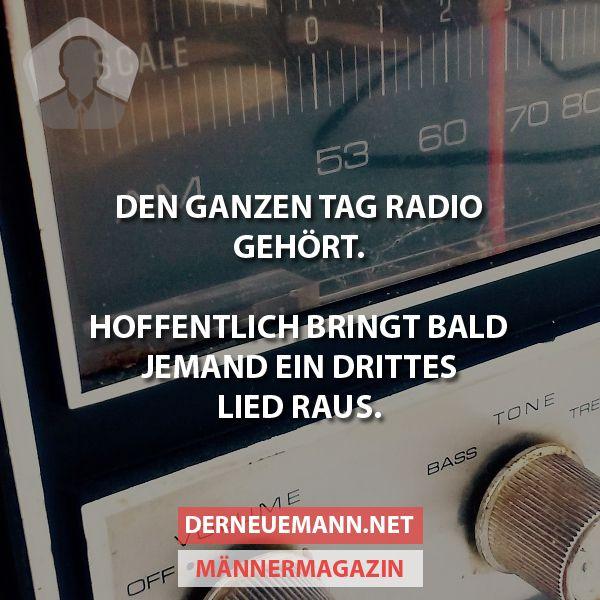 Radio hören #derneuemann #humor #lustig #spaß