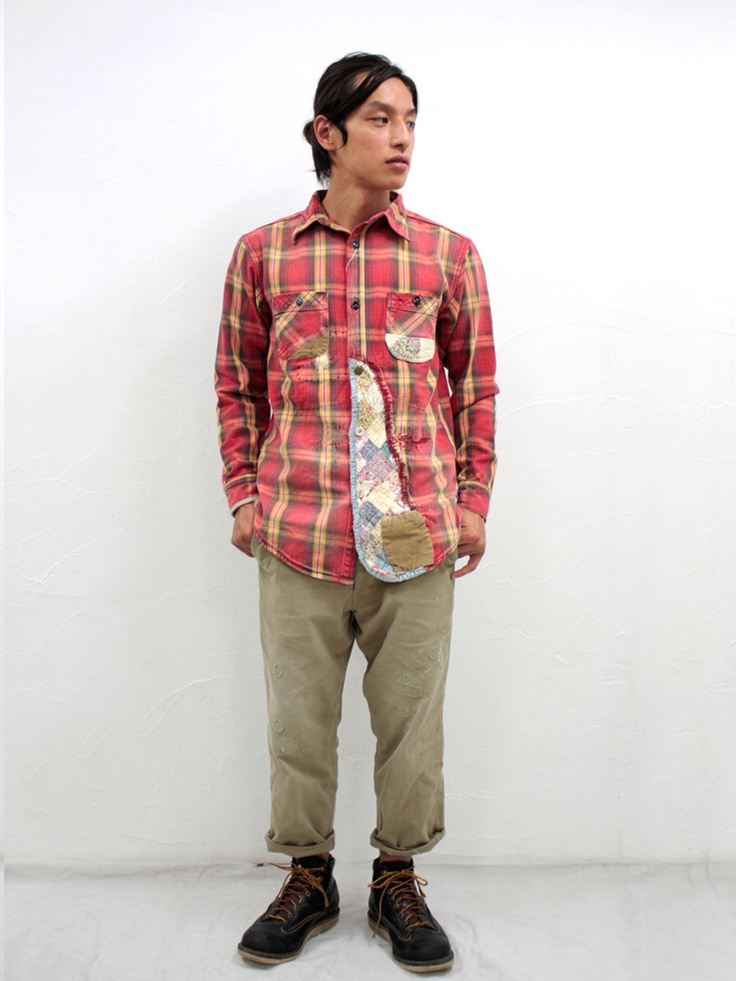 Japan's KAPITAL clothing | KAPITAL | Pinterest