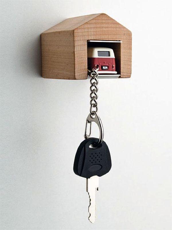 Vw bus keychain for Garage volkswagen 94 creteil