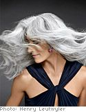 Color enhancing tips for woman with gray hair. So doing, tired of either a calico cat effect or roots from solid color.