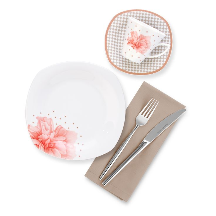 Bernardo Soft Light Kahvaltı Takımı / Breakfast Set #bernardo #breakfasttime #kitchen #mutfak #tabledesign #flower