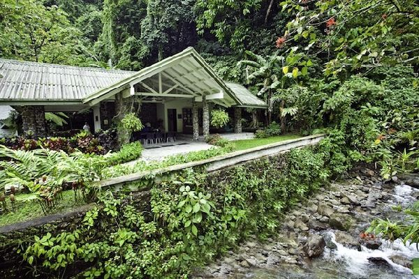 Pete stayed with the Canopy Family folks in Panama and highly recommends them. Trips for birders and non-birders!  View of Canopy Lodge from across Rio Guayabo (from website).