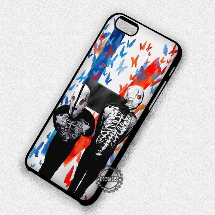 Twenty One Pilots Indie Band - iPhone 7 6 Plus 5c 5s SE Cases & Covers