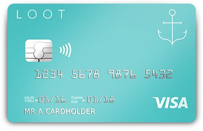 Loot offers a one of a kind service. Combining a pre-paid debit card, and a budg…