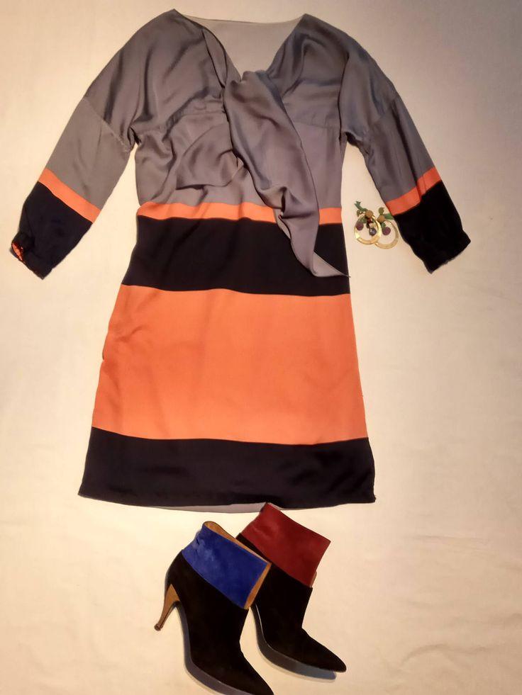 Dress with bow di NataTulip su Etsy