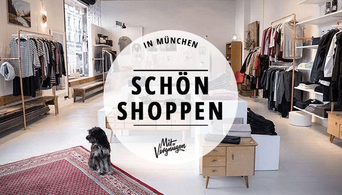 Wir haben einmal 11 Modeläden in München herausgesucht, bei denen ihr – fernab von Zara, Kaufingerstraße und H&M – gut einkaufen könnt.