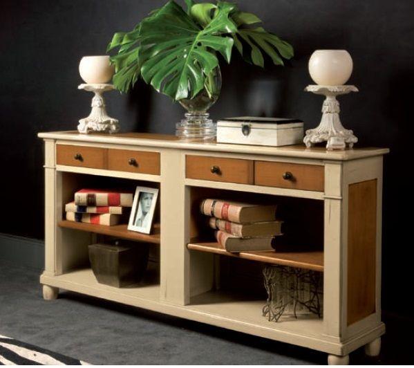 Librero Bajo Clásico En 2 Colores Muebles Muebles Clásicos Muebles Para Tienda