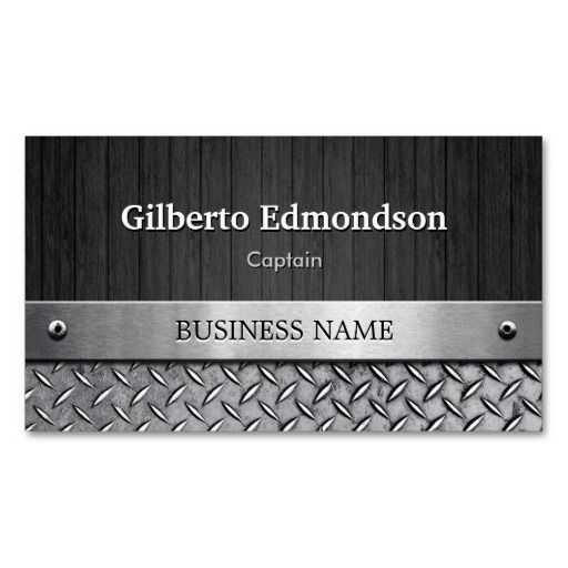 280 best travel business card templates images on pinterest truck driver wood and metal look double sided standard business cards pack of this great business card design is available for customization pronofoot35fo Gallery