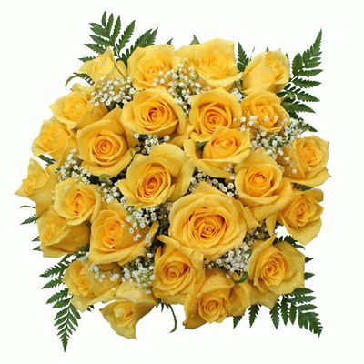 1000 Ideas About Yellow Rose Bouquet On Pinterest Rose