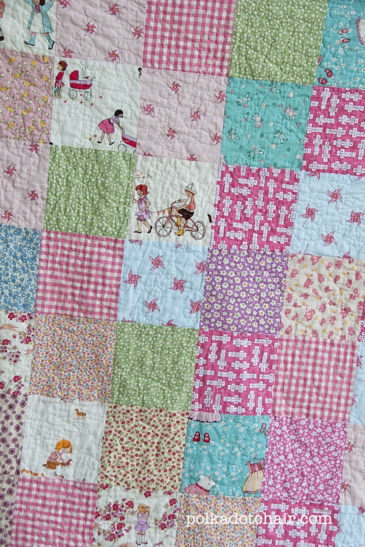 baby flower quilt patterns girl favorite quilts girls