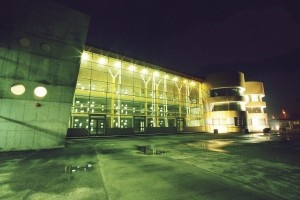 Escuela Alonso de Ercilla - Chile.  Arquitecto: Alfredo Massmann Muñoz.  http://aoa.cl/oficina/alfredo-massmann-m-cia-ltda-arquitectos/