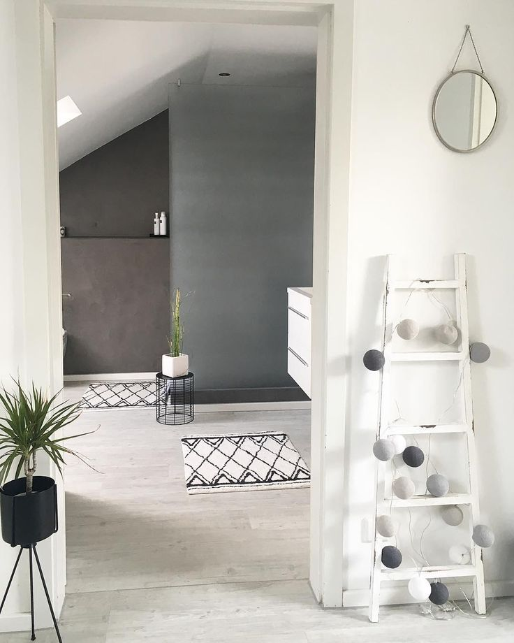 die besten 25 leiter deko ideen auf pinterest. Black Bedroom Furniture Sets. Home Design Ideas