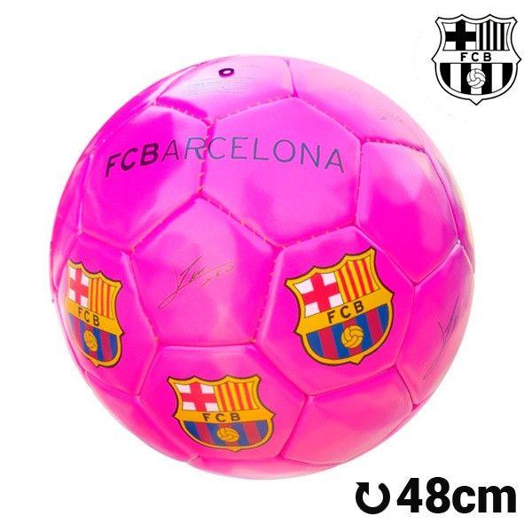 El mejor precio en Fitness Deportes 2017 en tu tienda favorita https://www.compraencasa.eu/es/actividades-al-aire-libre/76369-balon-de-futbol-mediano-rosa-fc-barcelona.html