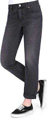 Levi's 501 Ct, Jeans Femme: – Style : fashion, streetwear – Coupe : tapered fit, regular fit – Taille base : normal/regular waist –…