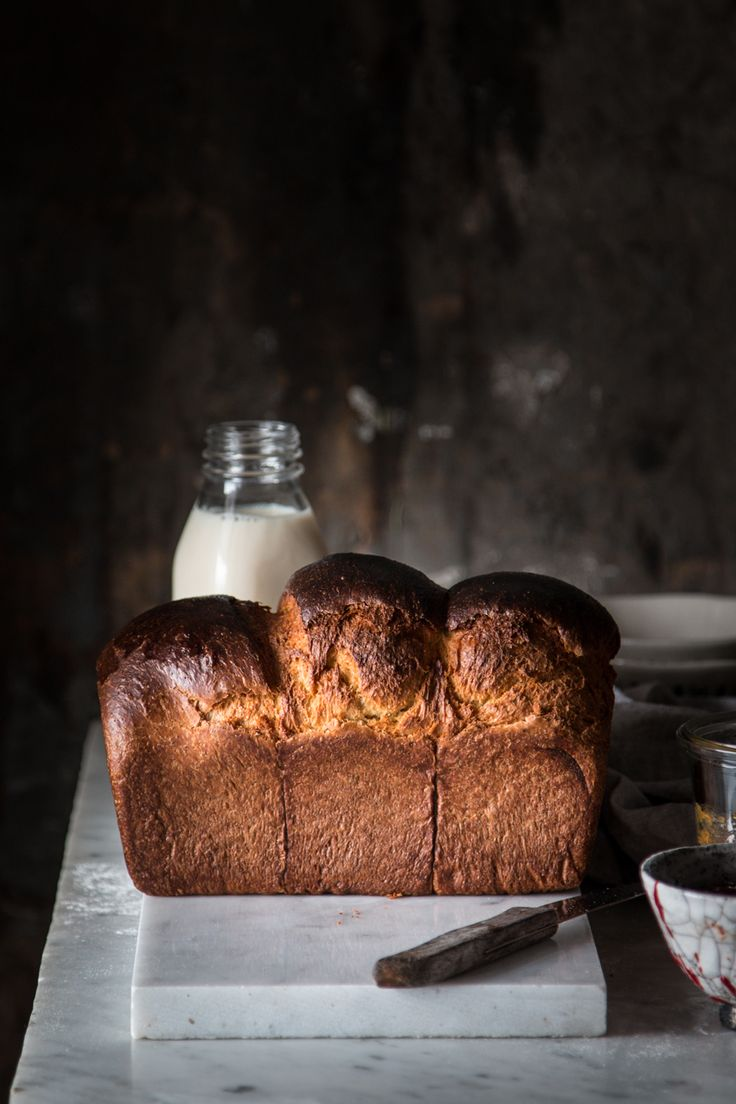salted butter brioche
