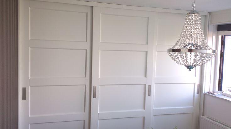 Kastenwand Slaapkamer Maken : Kastenwand slaapkamer maken : inbouwkast ...
