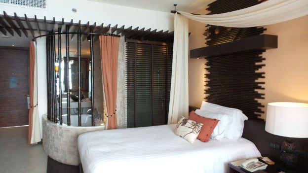 Club Mirage Ocean Facing Room at  the Centara Grand Mirage Beach Resort Pattaya, Thailand