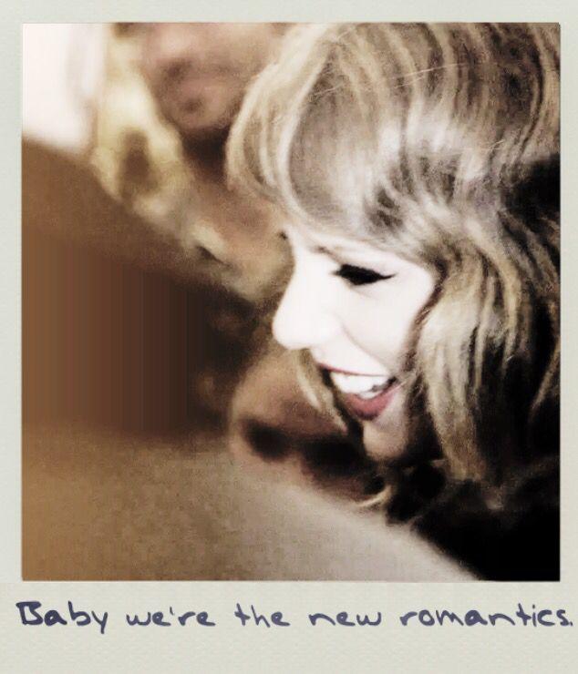 Taylor Swift Polaroid - New Romantics #1989