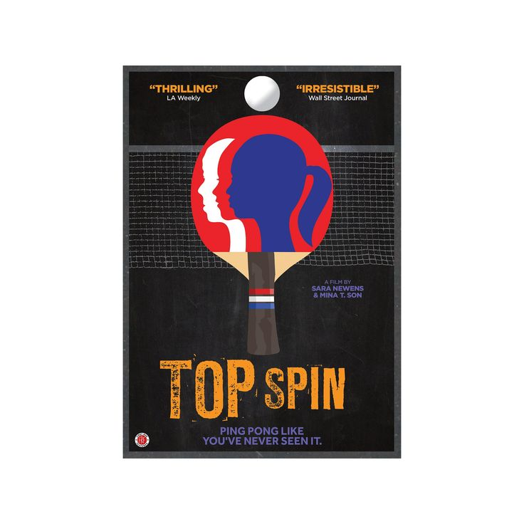 Top spin (Dvd), Movies