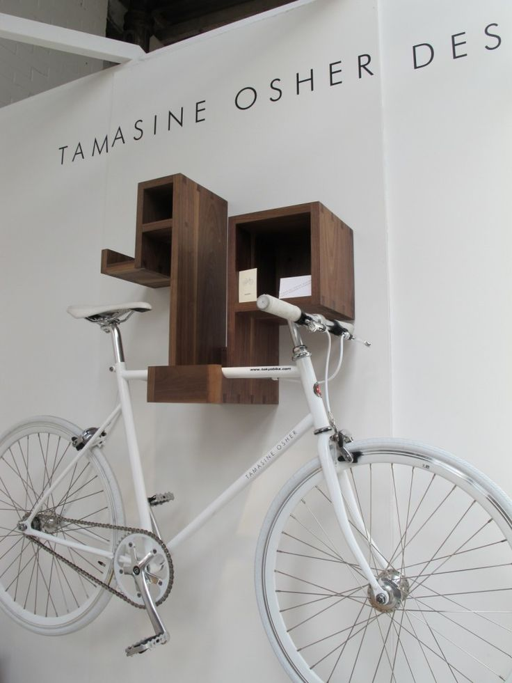 Indoor bike storage home design for Indoor cycle design