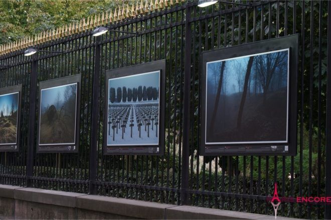 Photography Exhibits Luxembourg Garden