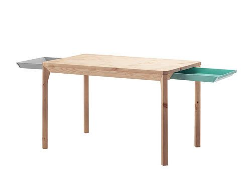 Dining table by Mathias Hahn