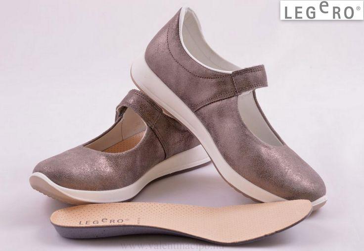 Legero női pántos félcipő, nagyon könnyű és kényelmes! Webáruházunkban további képeket is megtekinthet termékeinkről 😉  http://valentinacipo.hu/legero/noi/metal/zart-felcipo/142969840  #Legero #Legero_cipő #Valentina_cipőboltok