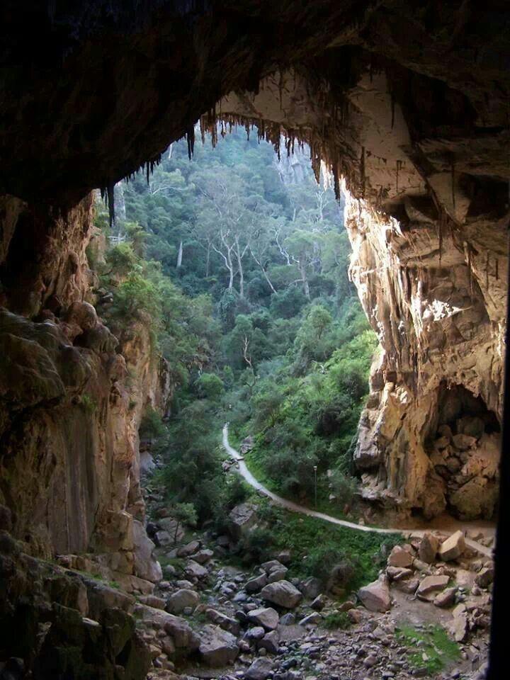 Jenolan Caves in Australia. Lovely!