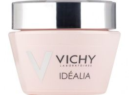 vichy idealia smoothing and illuminating cream normal skin