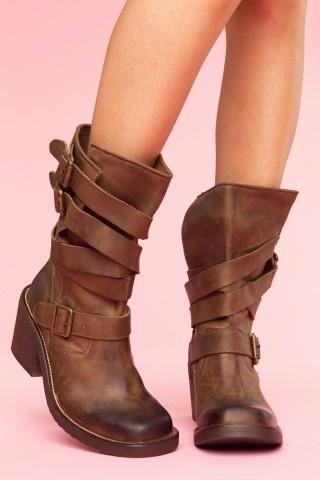 jeffrey campbell boots - LOVE.